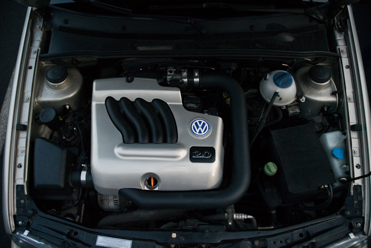 how to clean intake on golf 2.0l gas
